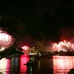 シドニーを楽しむイベント②「New Years Eve」の花火で年越しカウントダウン!一生の思い出に残る夏の大晦日