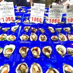 シドニーで何食べる?第三弾〜南半球最大のフィッシュマーケット(魚市場)の新鮮シーフードでおなかいっぱい!