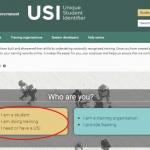 【オンラインで簡単申請】 オーストラリアのUSI(Unique Student Identifier)申請方法!