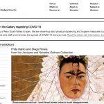 シドニーを楽しむイベント⑩メキシコの画家「フリーダ・カーロ」の世界を味わう絵画展!