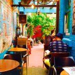 シドニーで何食べる?第十弾〜本屋+カフェ&バー?「Sappho」で小粋なランチ・タイム〜