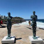 """シドニーを楽しむイベント⑫""""ビーチでアート""""な野外彫刻展「スカルプチャー・バイ・ザ・シー」へ行ってきました!"""
