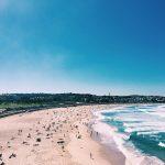 シドニーのビーチと言えば…ボンダイ・ビーチ!!